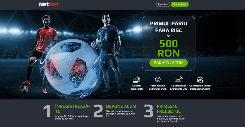 NetBet Romania in 2019