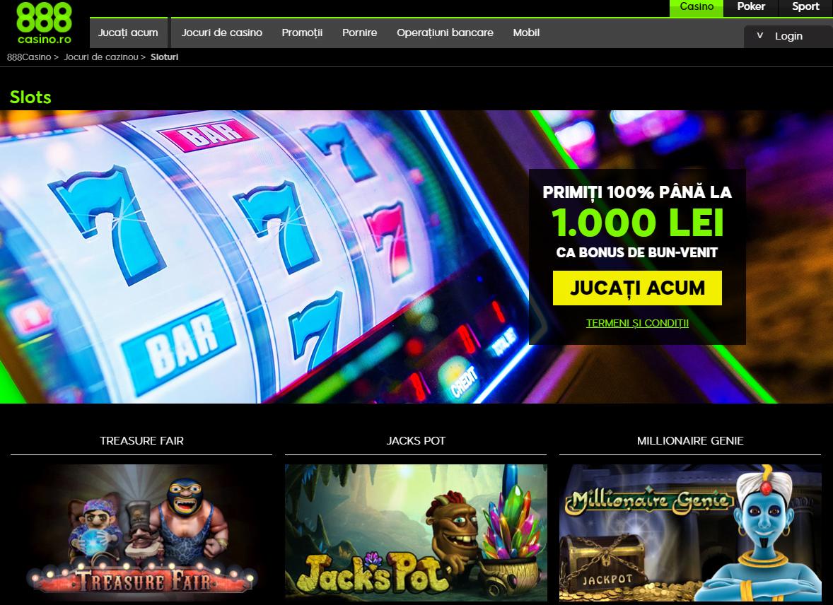 casinoul 888
