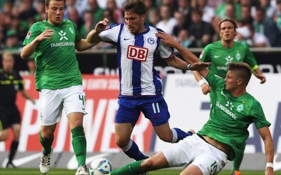 ponturi pariuri Hertha Berlin vs Werder Bremen