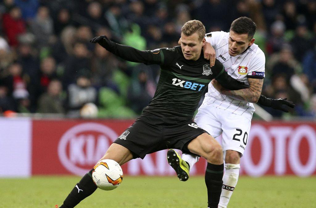 ponturi pariuri leverkusen vs krasnodar - europa league - 21 februarie 2019 - 1