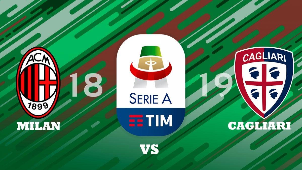 ponturi pariuri milan vs cagliari - italia serie a - 10 februarie 2019 - 1
