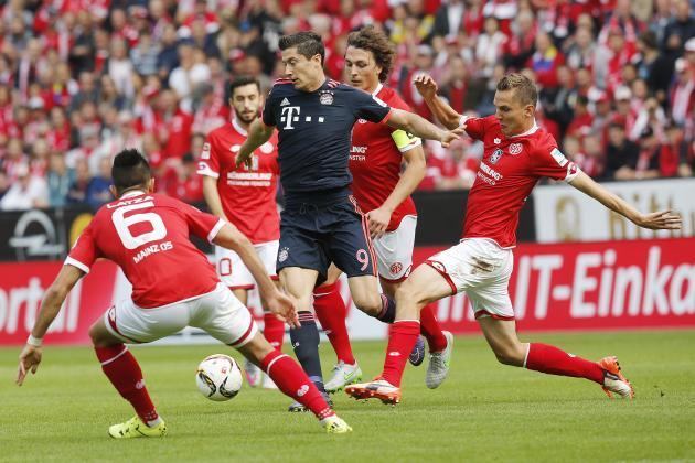 ponturi pariuri Bayern Munchen vs Mainz