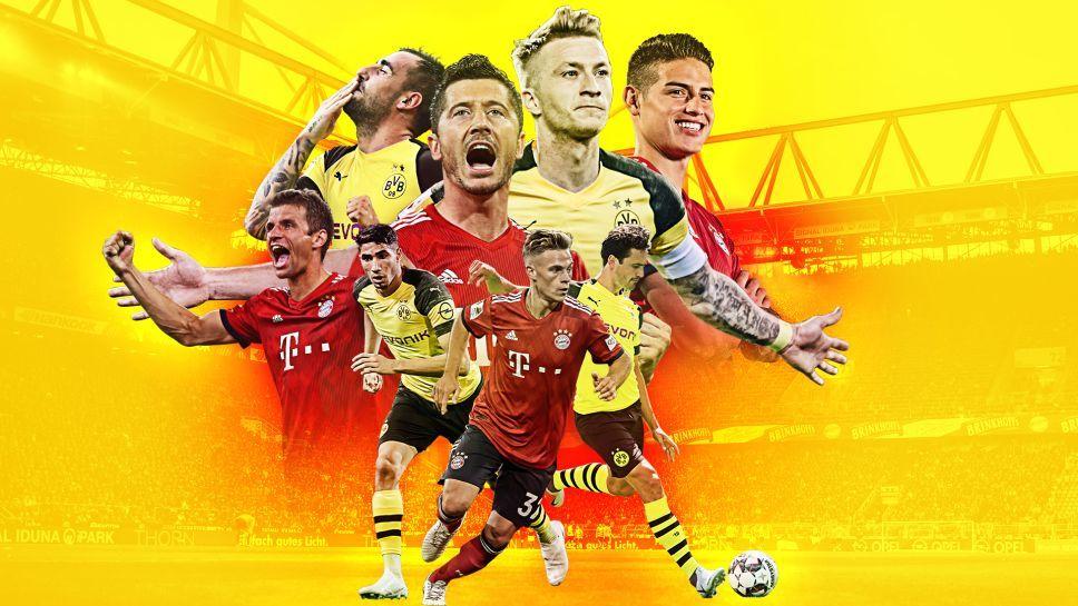 ponturi pariuri Bayern vs Dortmund