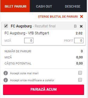 Augsburg Stuttgart 2020