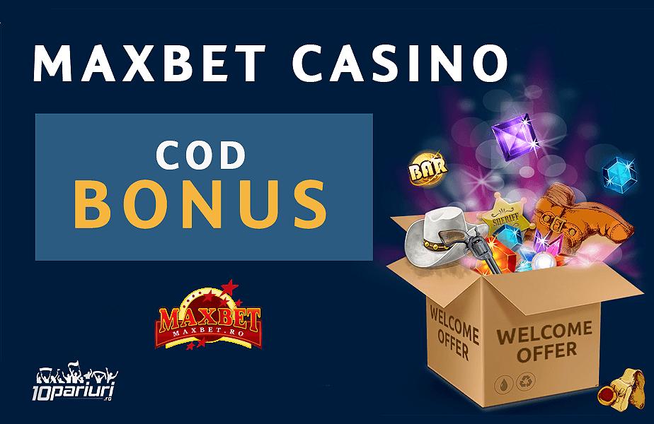 maxbet casino cod bonus