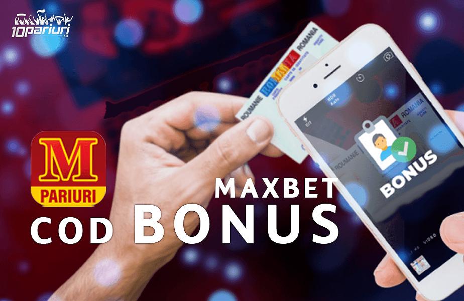 cod bonus la maxbet