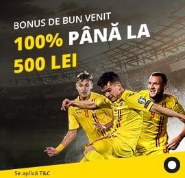 bonus fortuna 500 lei