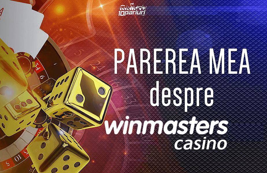 Winmasters Casino păreri