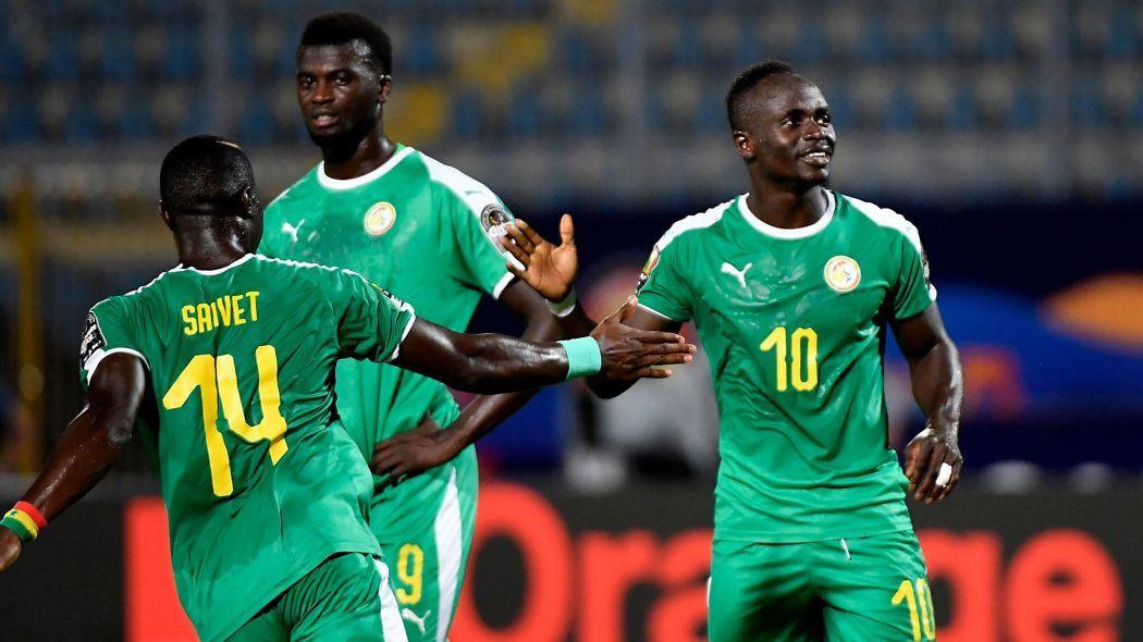 Senegal Vs Benin