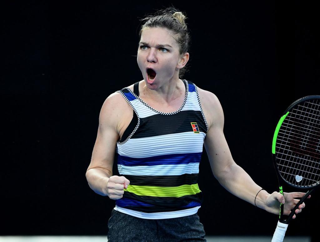 Ponturi pariuri Angelique Kerber vs Simona Halep