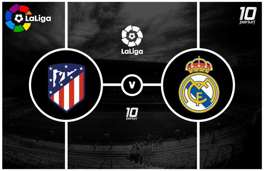 Atletico Madrid - Real Madrid - pronosticuri pariuri 07032021
