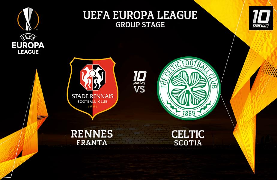 ponturi pariuri Rennes vs Celtic