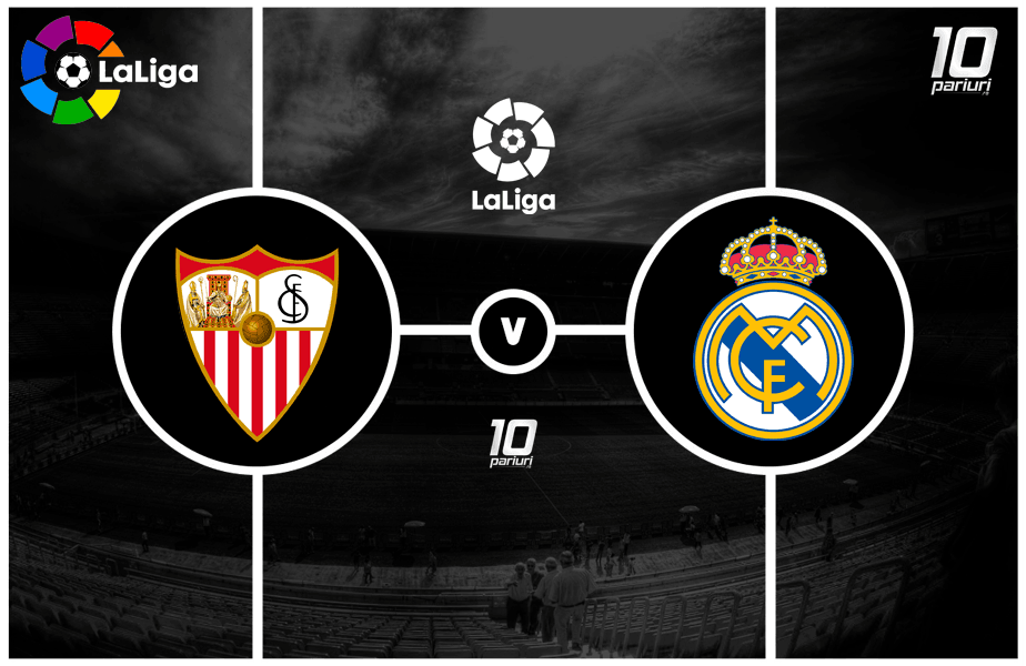 sevilla real madrid ponturi pariuri