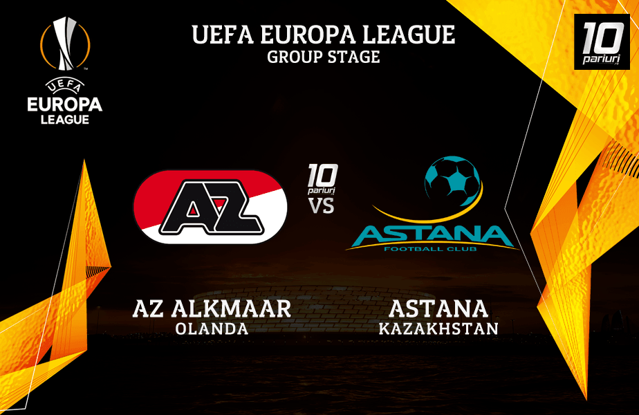 pronosticuri fotbal Alkmaar vs Astana