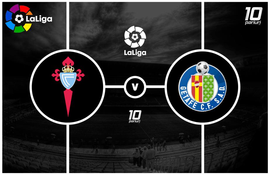 Ponturi fotbal Celta Vigo vs Getafe