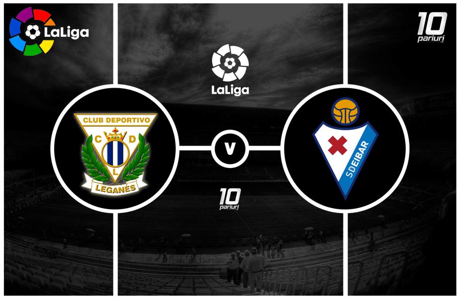 Predictii fotbal Leganes vs Eibar