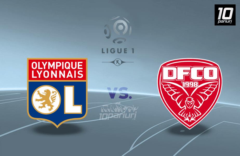 Ponturi fotbal Lyon vs Dijon