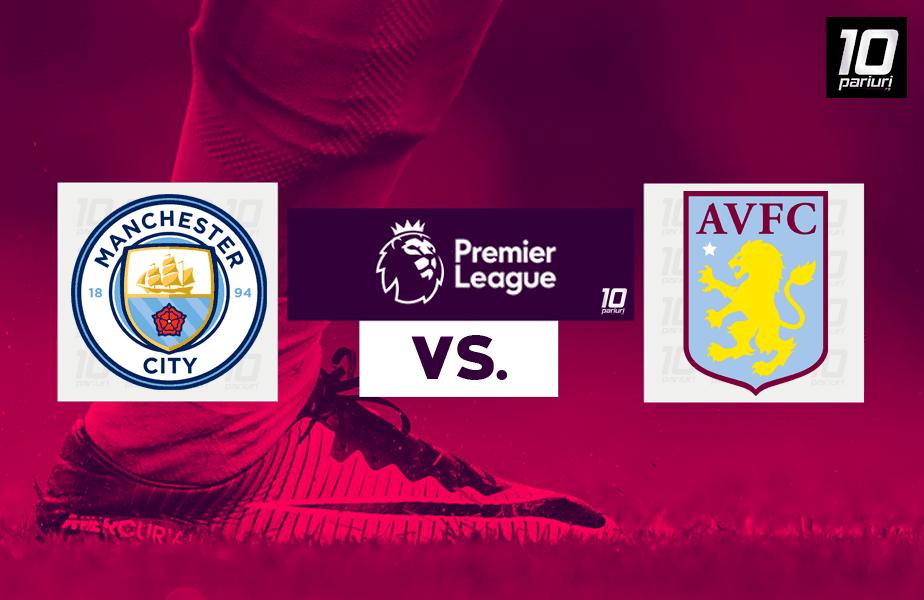 Manchester City - Aston Villa ponturi pariuri 20012021