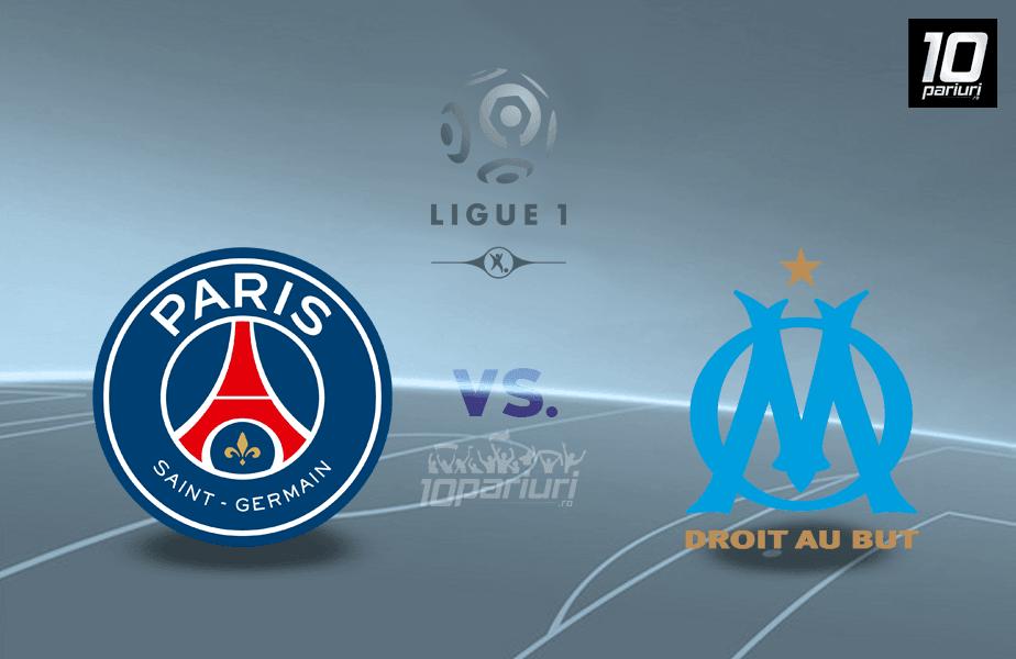 Ponturi PSG vs Marseille