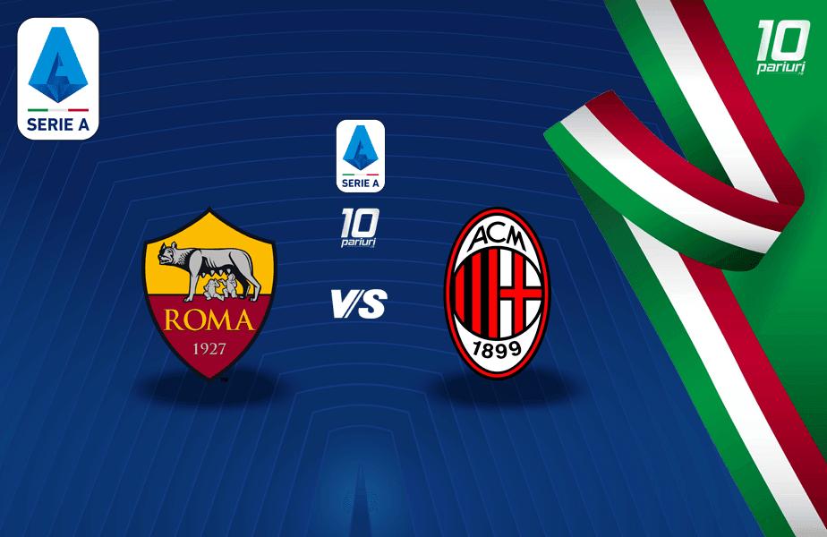 Roma - Milan pariuri
