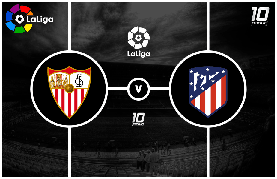 Pronosticuri Sevilla vs Atletico Madrid
