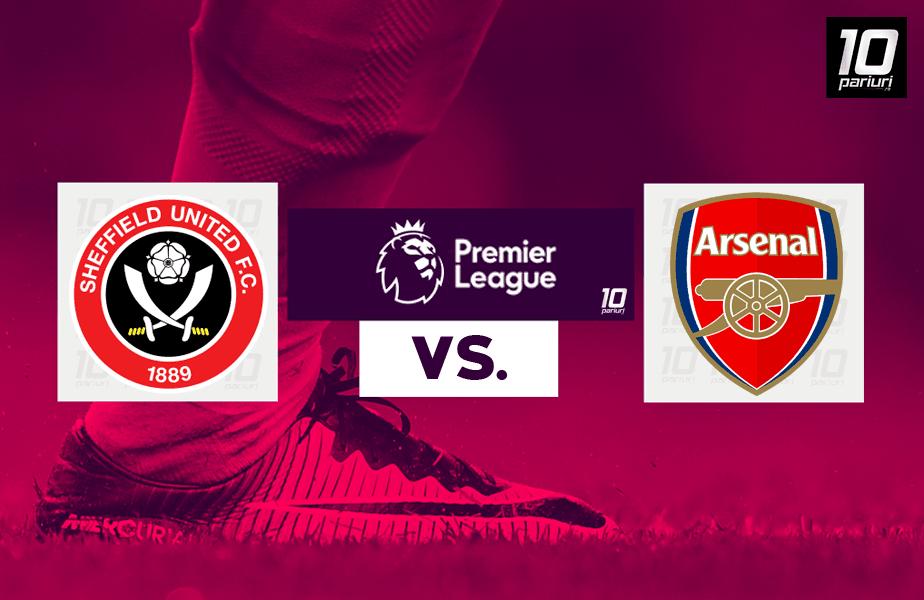 Ponturi fotbal Sheffield vs Arsenal 21.10.2019