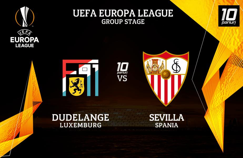 Pronosticuri Dudelange vs Sevilla