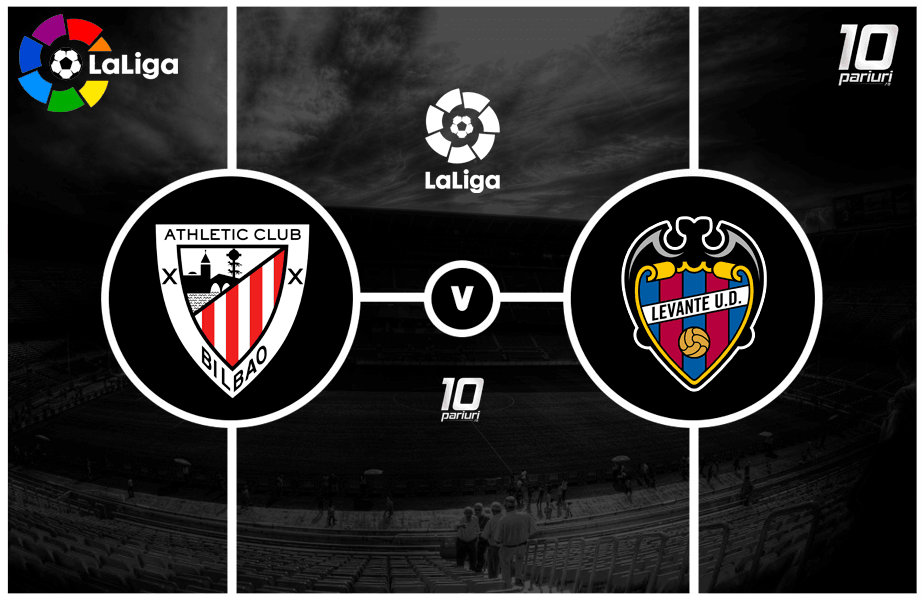 athletic bilbao - levante ponturi pariuri