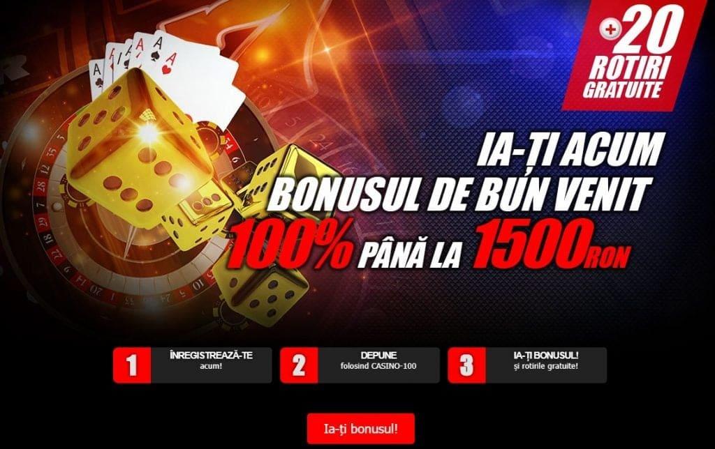 bonus winmasters casino 1500 ron