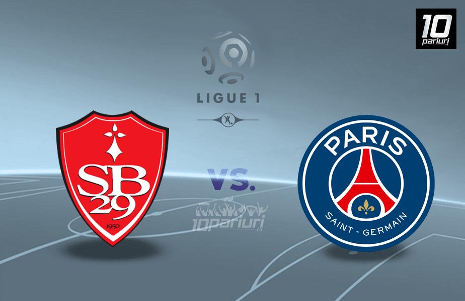 Ponturi fotbal Brest vs PSG