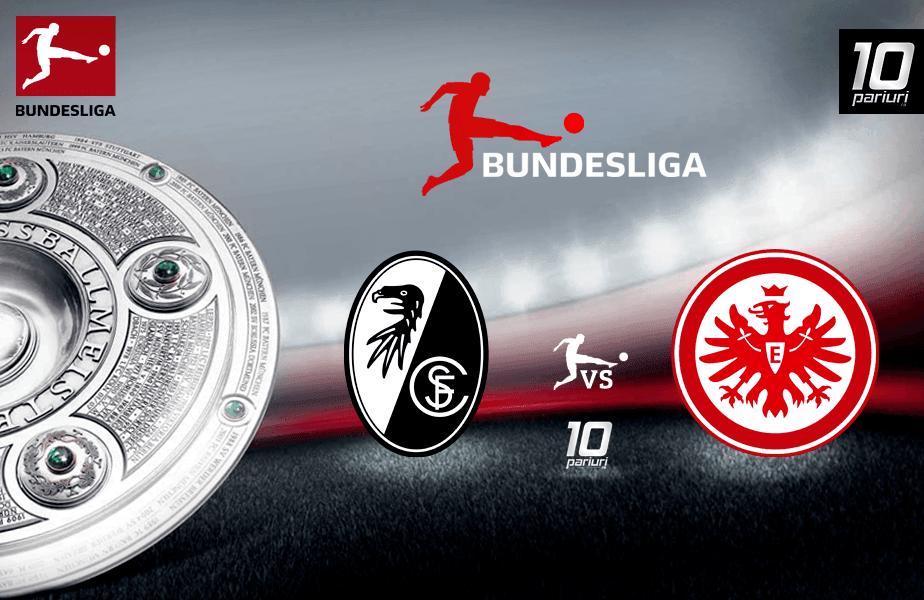 Ponturi fotbal Freiburg vs Frankfurt 10.11.2019