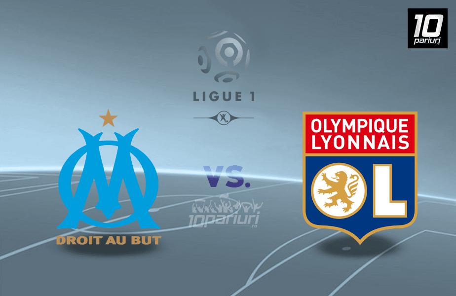 Ponturi Marseille vs Lyon