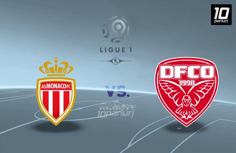 Ponturi fotbal Monaco vs Dijon