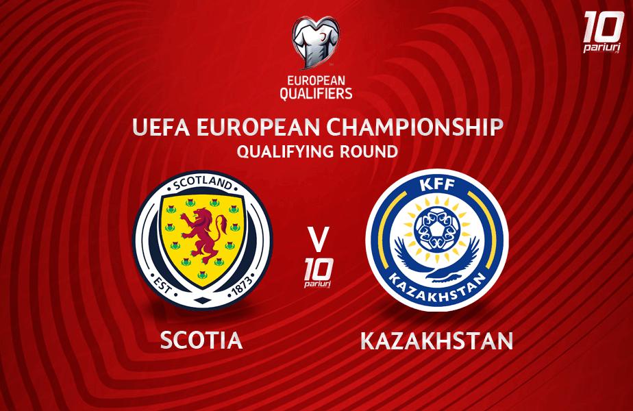 Ponturi Scotia vs Kazakhstan