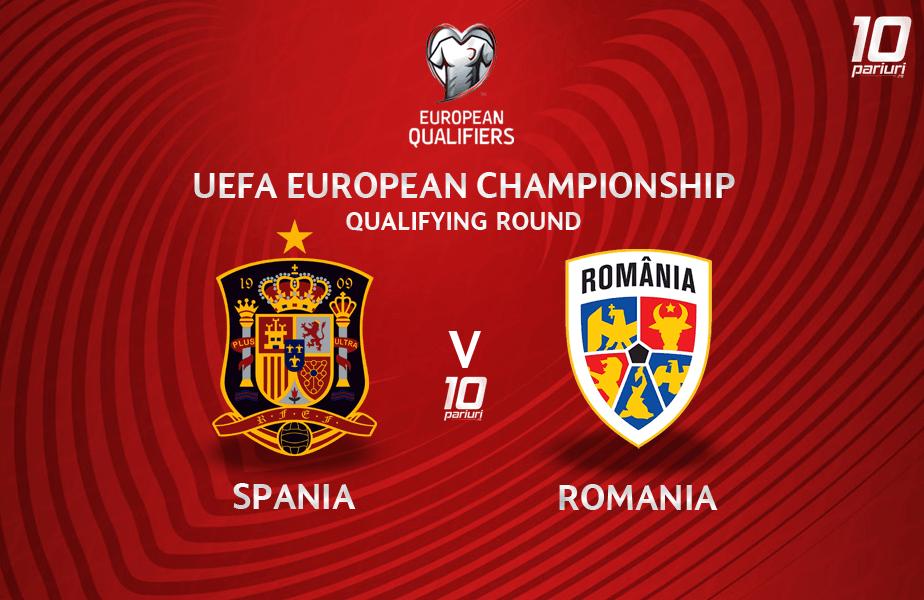 Pronosticuri fotbal Spania vs Romania