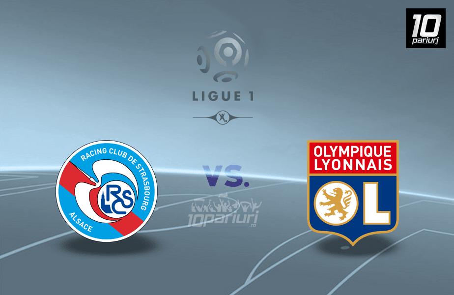 Ponturi Strasbourg vs Lyon