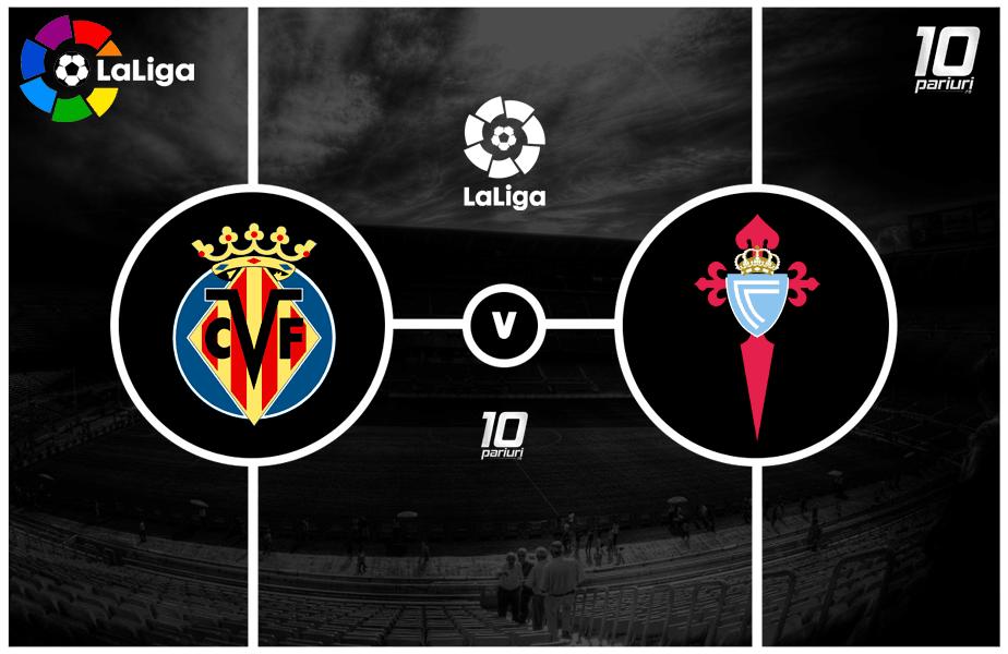 Ponturi Villareal vs Celta Vigo
