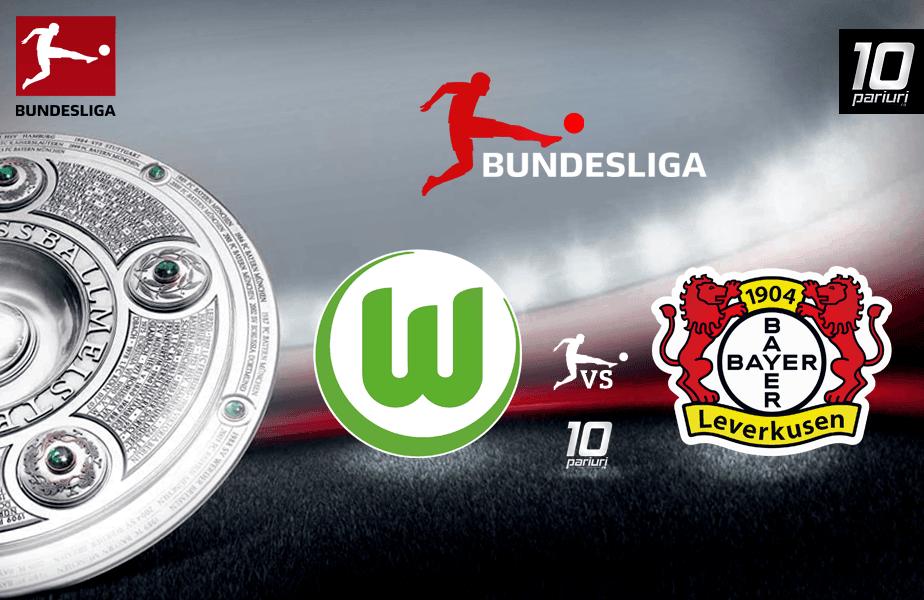 Wolfsburg - Leverkusen ponturi pariuri