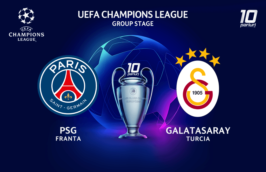 Ponturi fotbal PSG vs Galatasaray