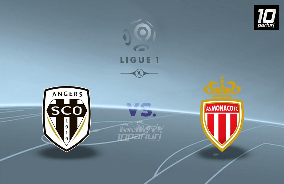 Ponturi fotbal Angers vs Monaco