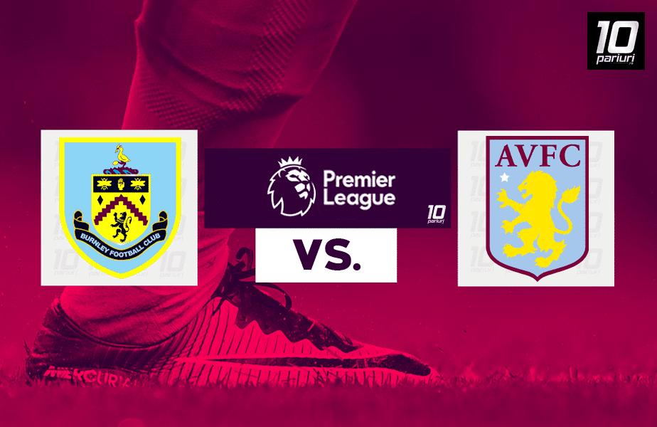 Ponturi Burnley vs Aston Villa