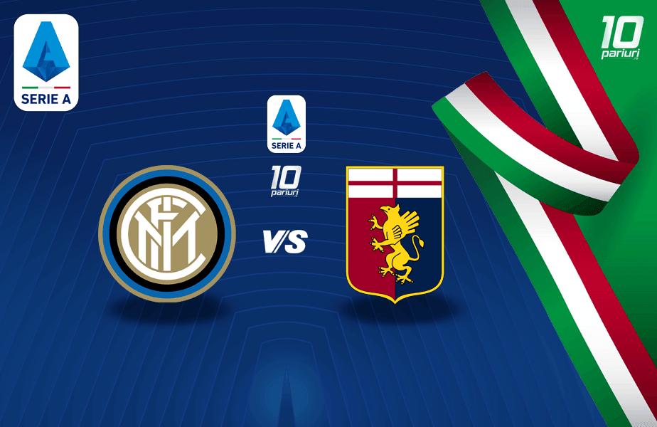 Ponturi Inter vs Genoa