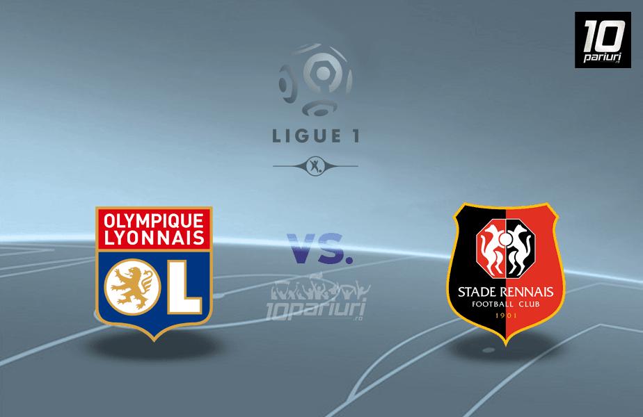 Ponturi fotbal Lyon vs Rennes 03032021