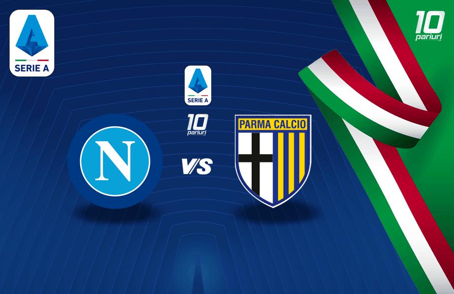 Ponturi fotbal Napoli vs Parma