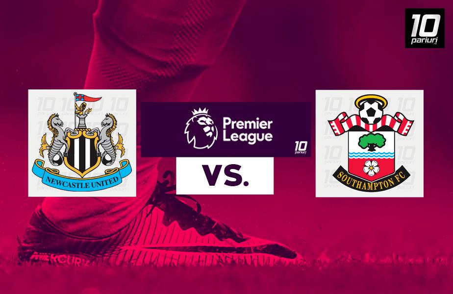 Newcastle - Southampton ponturi pariuri