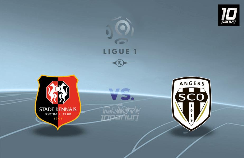 Rennes - Angers ponturi pariuri 23.10.2020