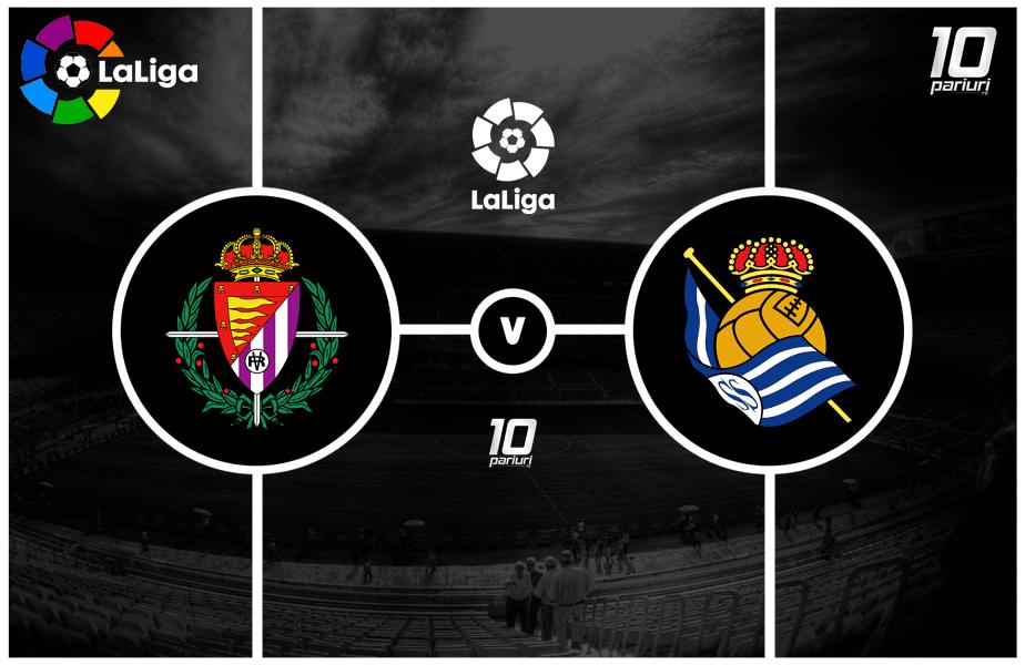 Ponturi fotbal Valladolid vs Sociedad