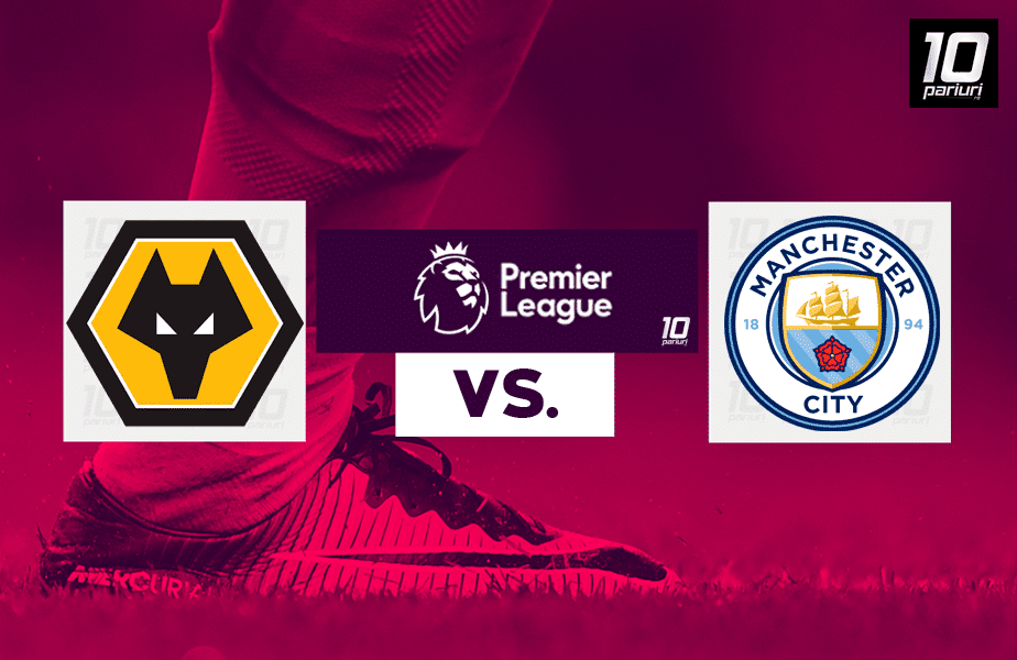 Wolves - Manchester City ponturi pariuri