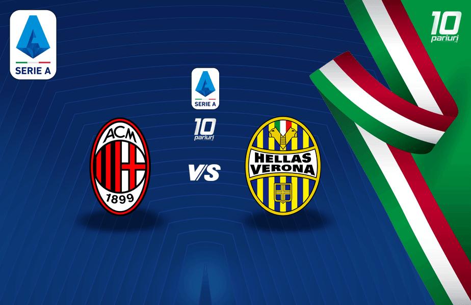 AC Milan - Verona ponturi pariuri 08112020