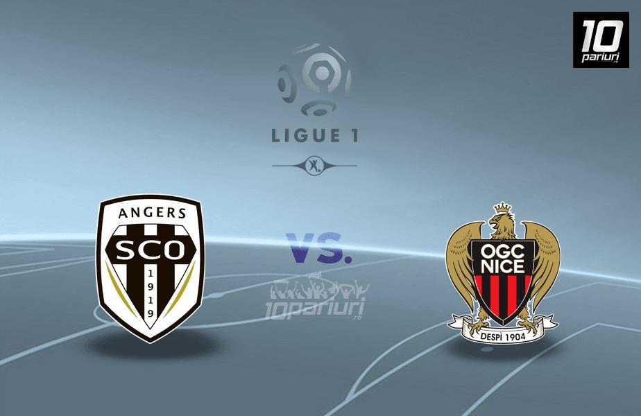 Ponturi Angers vs Nice